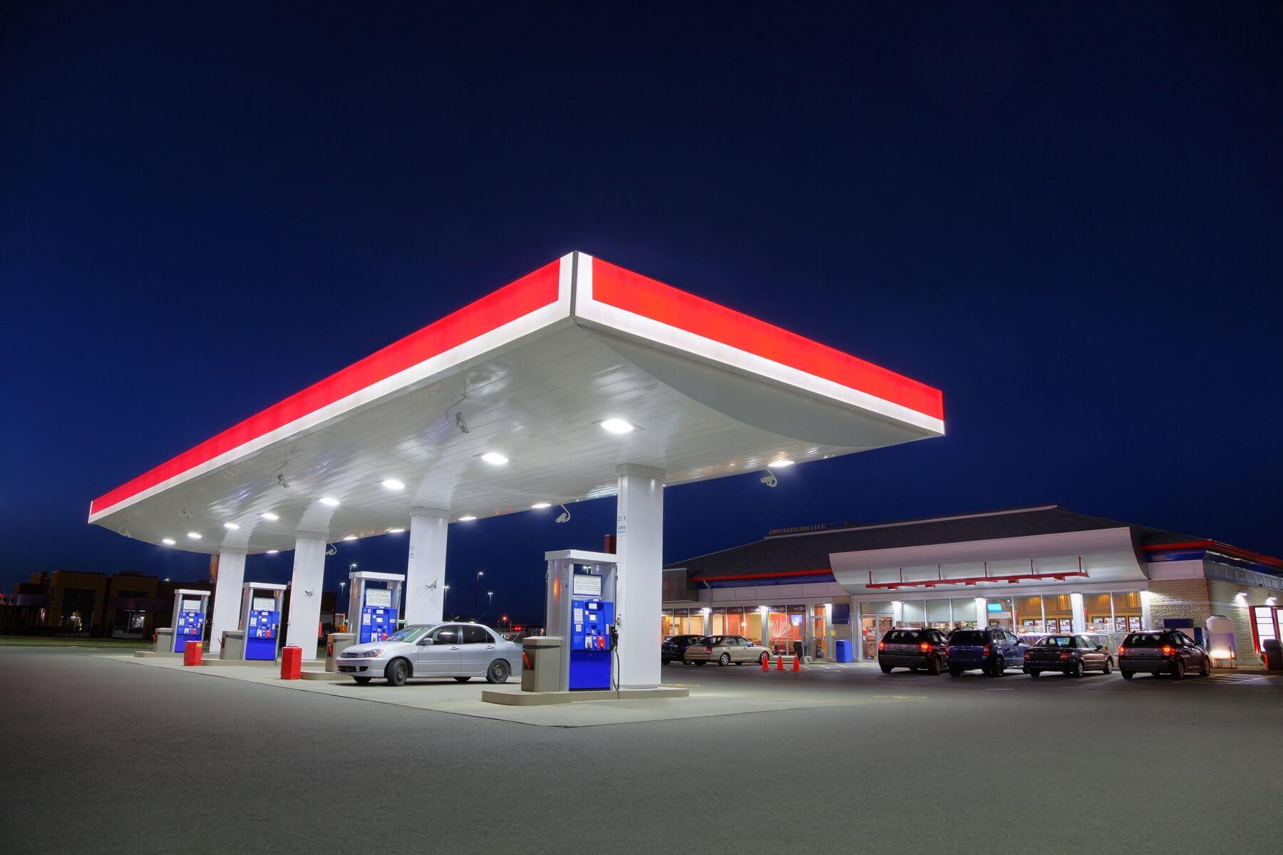Tankstellen Verkaufsmodul