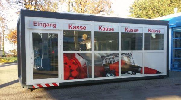 1er Tankstellen-Verkaufsmodul